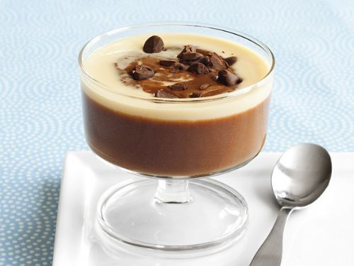 Low-Fat Chocolate Pudding
